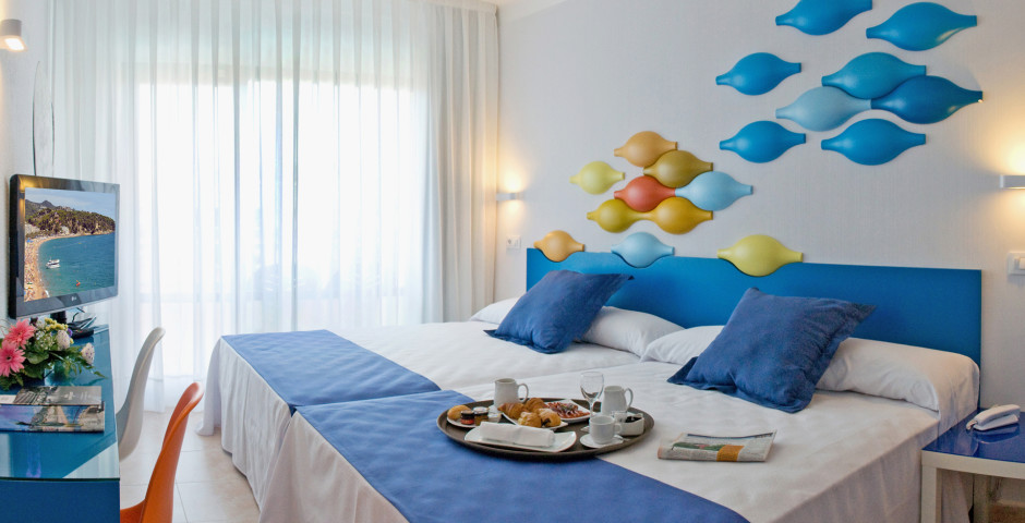 Doppelzimmer Plus Olypmic Park - Evenia Olympic Resort