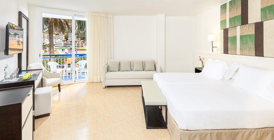 Dreibettzimmer - H10 Casa del Mar (ex. H10 Playas de Mallorca)