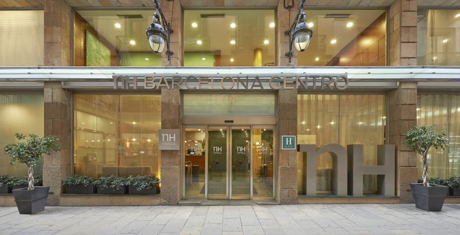 NH Barcelona Centro