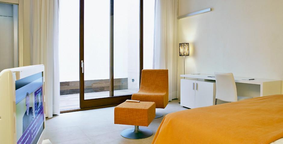 Doppelzimmer Superior - Santa Clara Urban Hotel & Spa