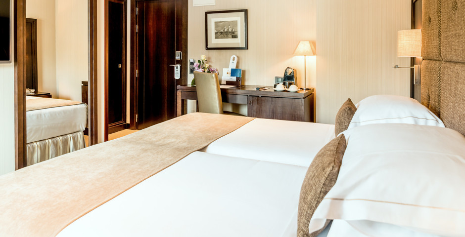 Doppelzimmer Classic Stadtsicht - Nixe Palace