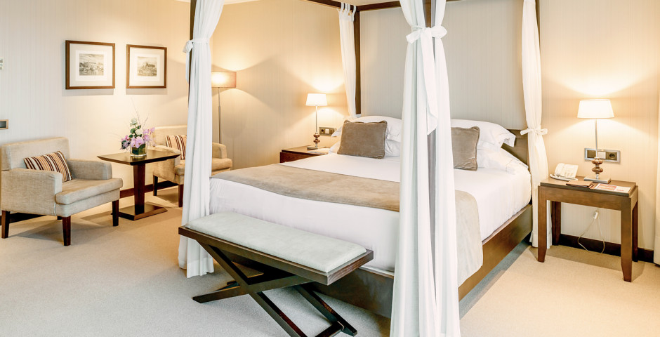 Junior Suite Meersicht - Nixe Palace