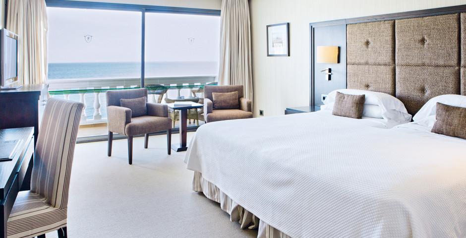 Chambre double Premium vue mer - Nixe Palace