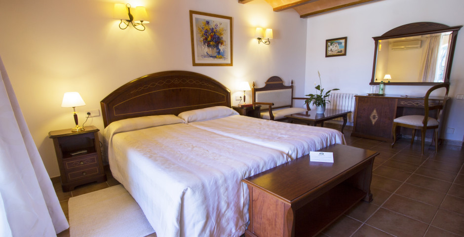 Doppelzimmer Standard - Monnaber Nou Ecohotel & Spa
