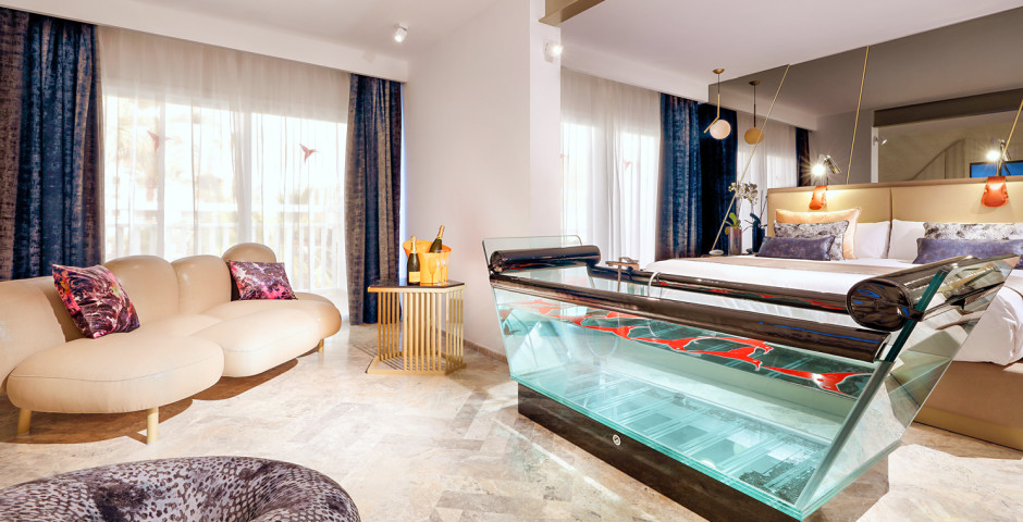 Suite CLUB - Ushuaïa Ibiza Beach Hotel