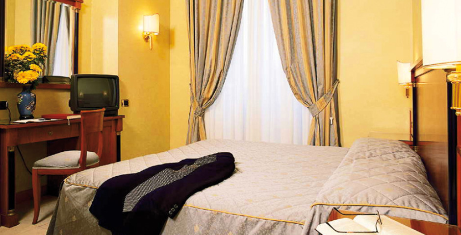 Doppelzimmer - Hotel Miami