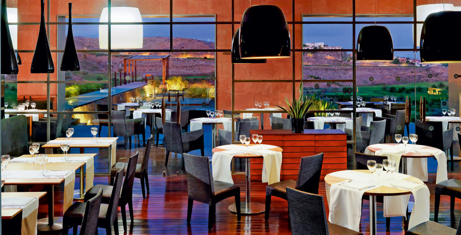 A-la-carte-Restaurant(italienische Küche) - Salobre Hotel Resort & Serenity (ex. Sheraton Gran Canaria Salobre Golf Resort)