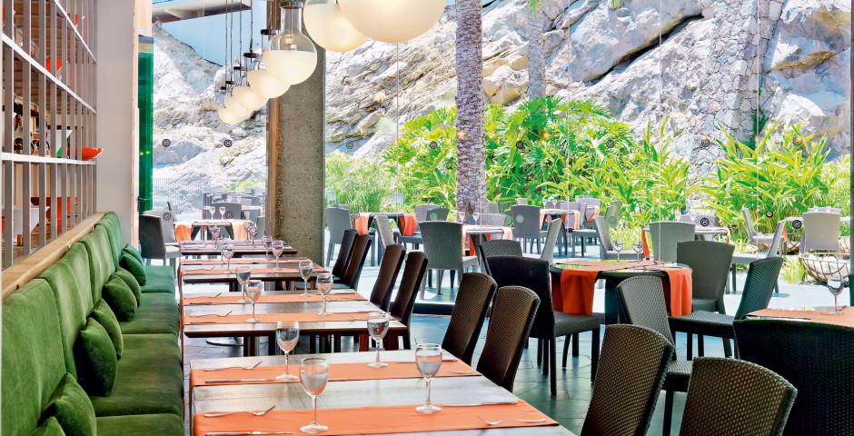 Buffet-Hauptrestaurant - Salobre Hotel Resort & Serenity (ex. Sheraton Gran Canaria Salobre Golf Resort)