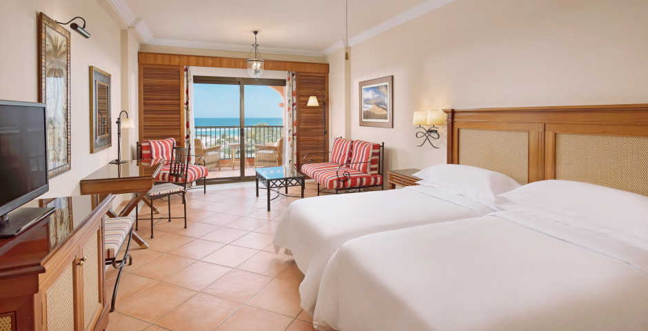 Chambre double Deluxe - Sheraton Fuerteventura Beach, Golf & Spa Resort