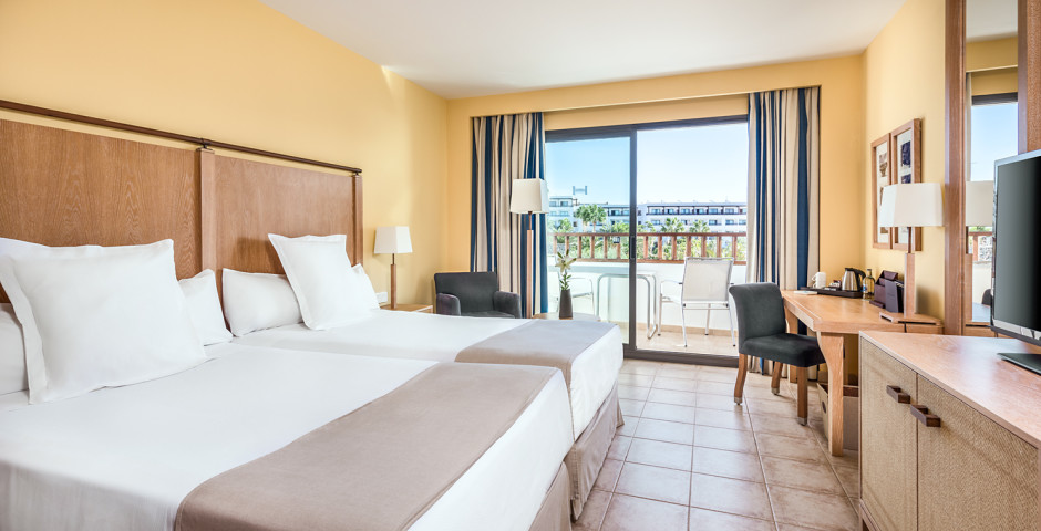 Doppelzimmer - Hesperia Lanzarote