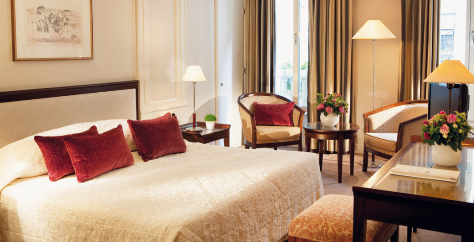 Chambre Twin - Hotel Bedford - Swiss Premium Hotels
