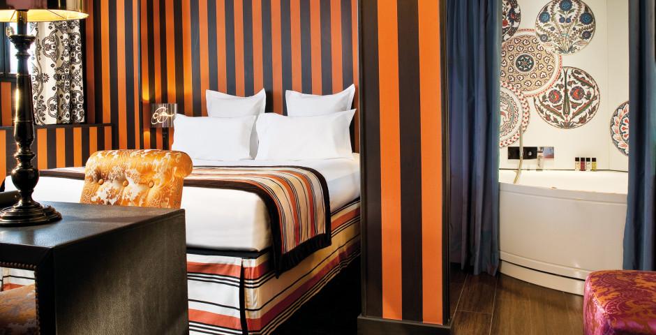 22 / Zimmerbeispiel - Hotel Bellechasse
