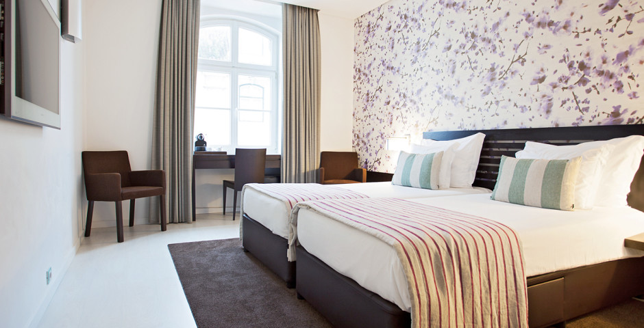 Chambre Superior (thème zen) - Internacional Design Hôtel