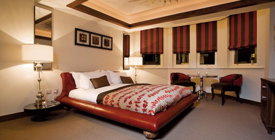 Zimmerbeispiel - Dylan Hotel