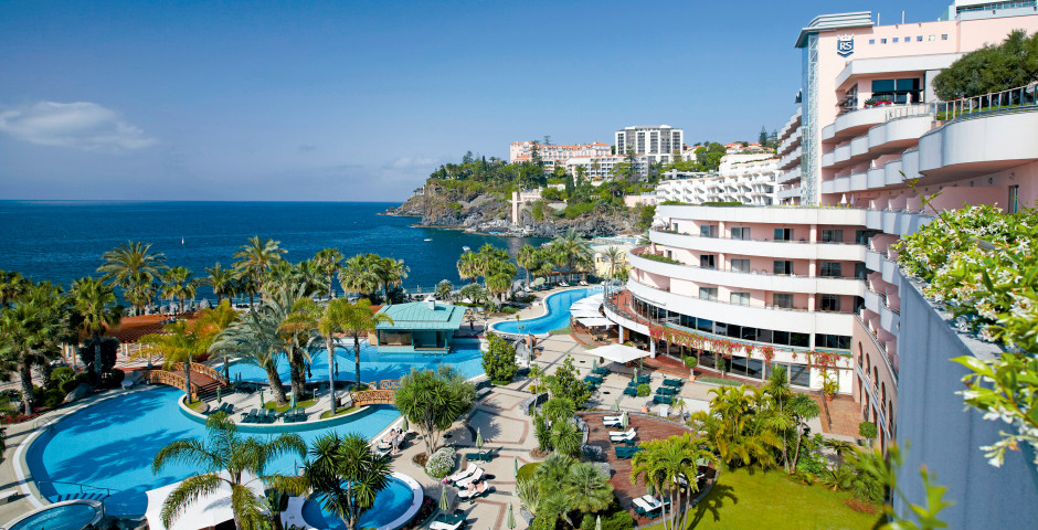 Royal Savoy Resort Funchal