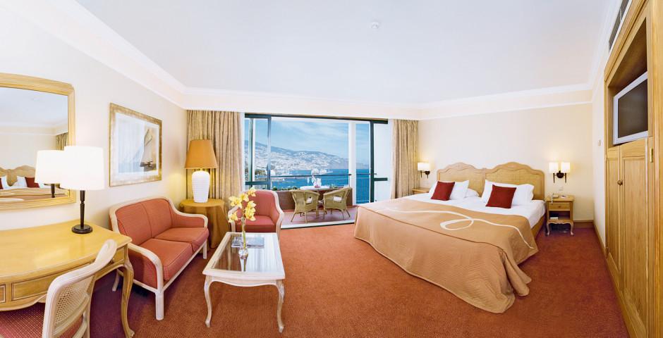 Doppelzimmer Stadt- und Meersicht - The Cliff Bay