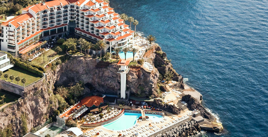 The Cliff Bay