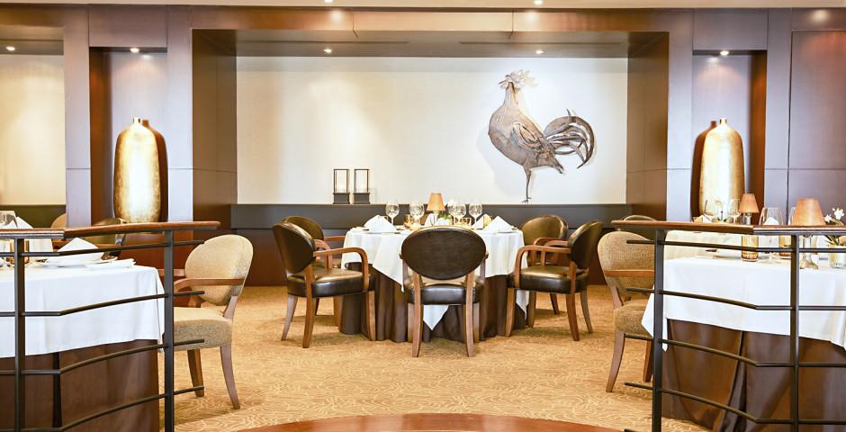 Restaurant Il Gallo d'Oro - 2 Michelin Sterne - The Cliff Bay