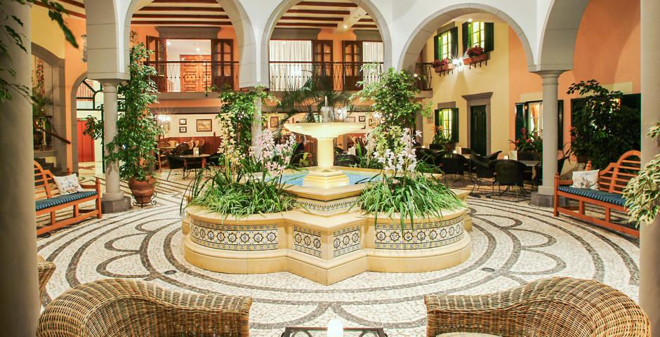 Wintergarten im Pestana Village - Pestana Village & Miramar Garden Resort