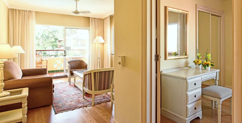 Junior Suite im Pestana Village - Pestana Village & Miramar Garden Resort