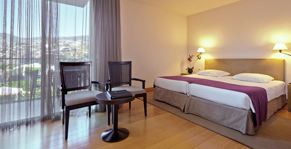 Chambre double - Golden Residence