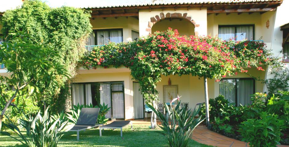 Studio mit seitlicher Meersicht oder Sicht auf den botanischen Garten - Quinta Splendida