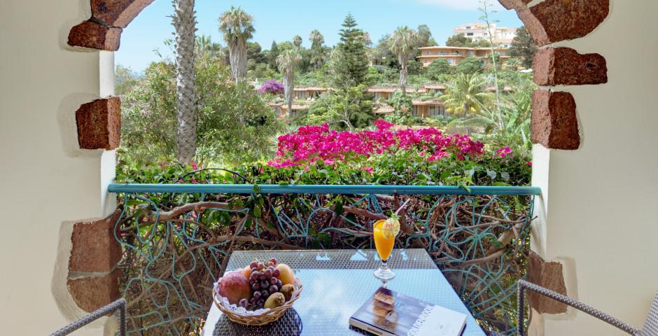 Appartement mit 2 Schlafzimmern und seitlicher Meersicht - Quinta Splendida
