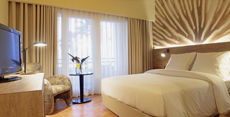 Doppelzimmer Meersicht - Savoy Calheta Beach