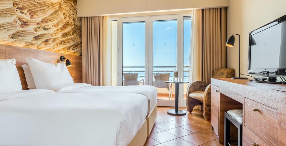 Doppelzimmer Meersicht - Calheta Beach