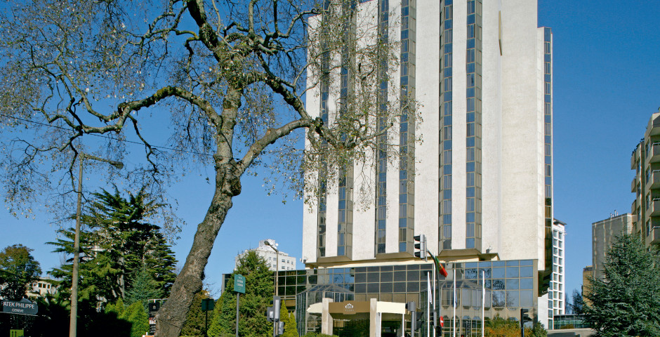 Crown Plaza Porto (ex Tiara Park Atlantic Porto)
