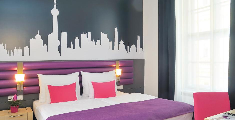Wohnbeispiel Doppelzimmer - Cosmo City Hotel