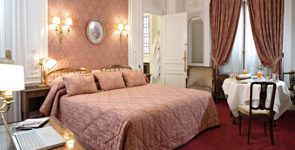 Wohnbeispiel Chambre Classic - Hotel Raphael - The Leading Hotels of the World