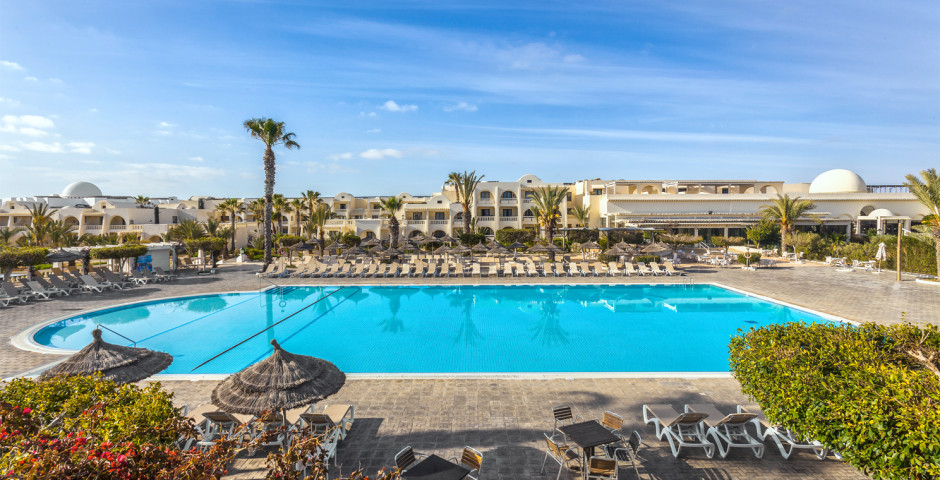 Djerba Aqua Resort (ex. SunConnect Djerba Aqua Resort)