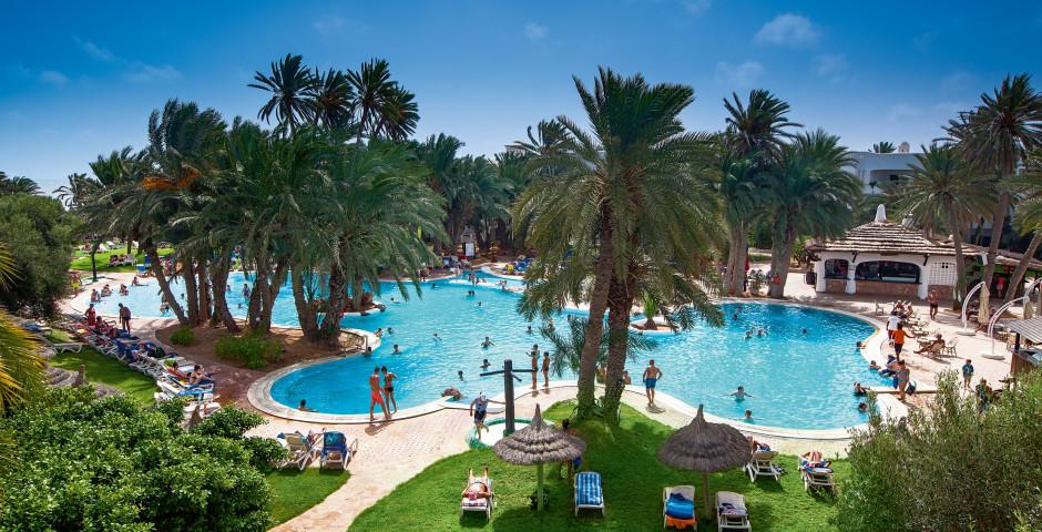 Odyssee Resort Zarzis Thalasso And Spa Oriental Djerba