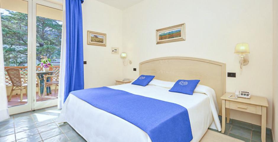 Doppelzimmer - Hotel Biodola