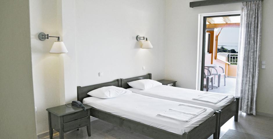Doppelzimmer - Hotel Paramonas