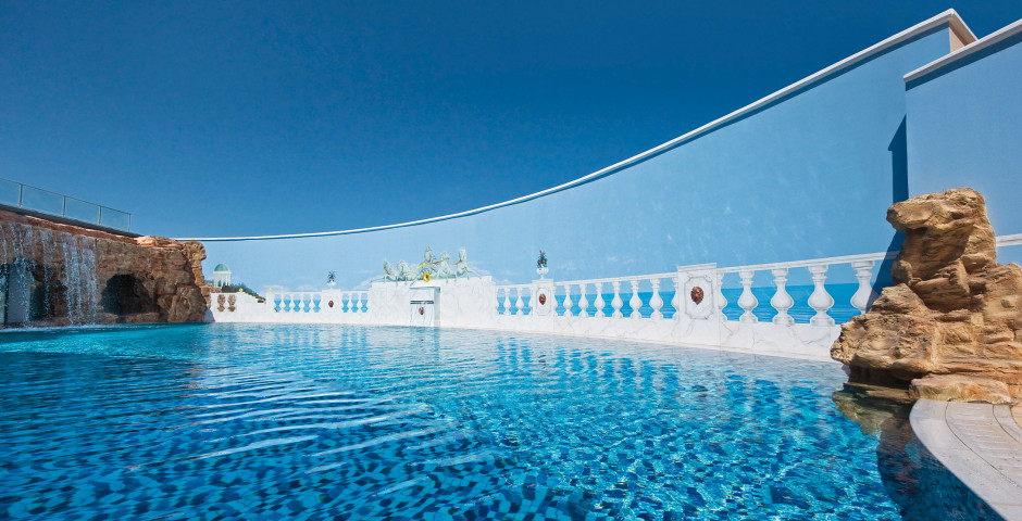 Spa Pool - La Marquise