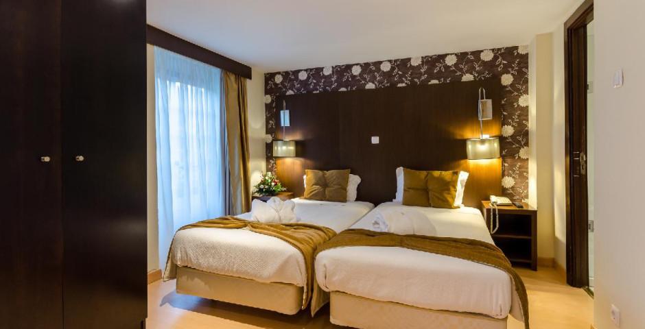 chambre à deux lits - Duas Nacoes