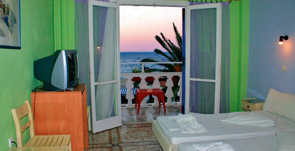 Doppelzimmer - Kokkari Beach
