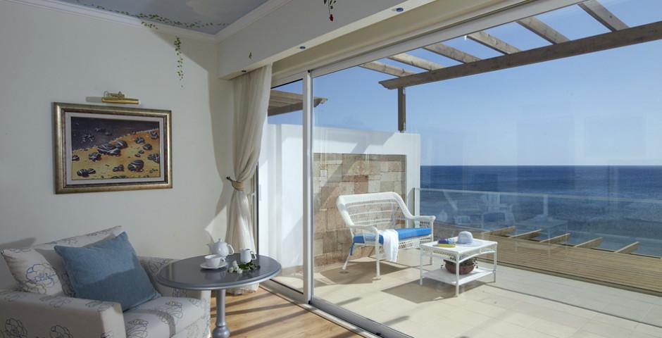 Platinum Beach-Zimmer mit Meersicht - Atrium Prestige Thalasso Spa Resort & Villas