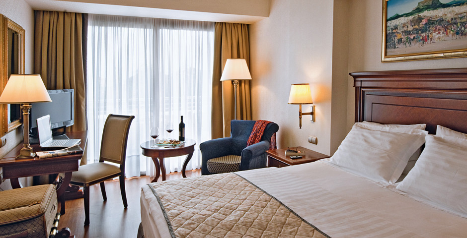 Chambre double - Electra Palace Hotel Athens