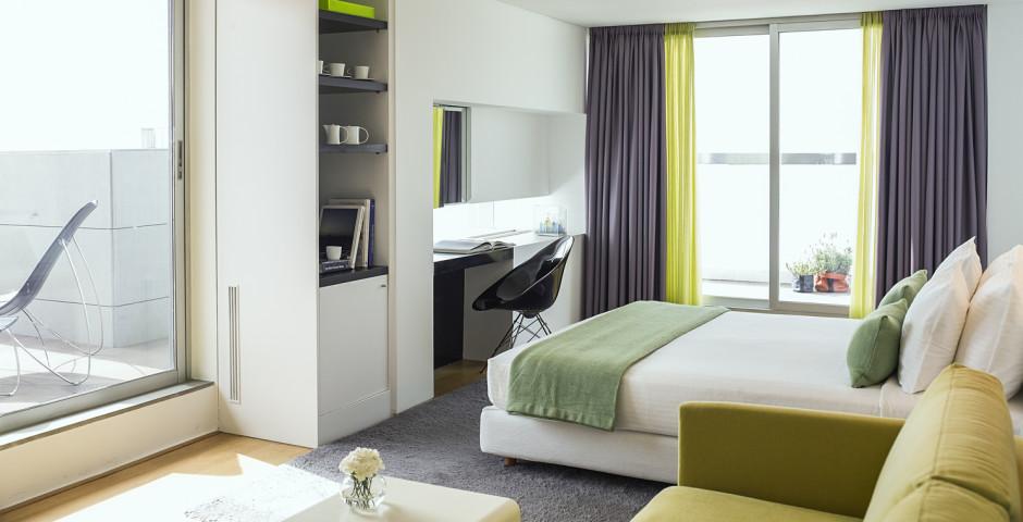 Doppelzimmer Executive - Hotel Fresh