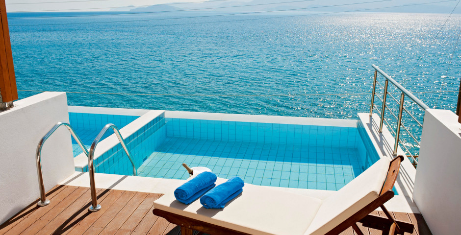 Suite mit privat Pool - Miramare Resort & Spa