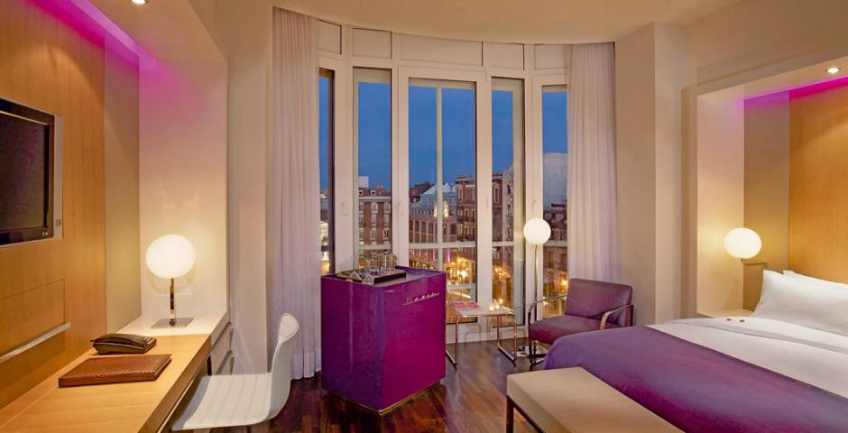 Deluxe Doppelzimmer - ME Madrid Reina Victoria