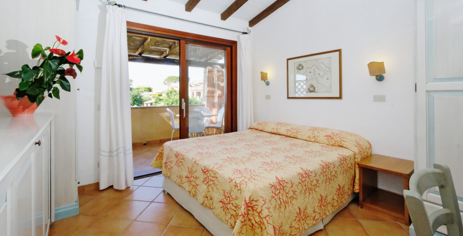 Appartement mit 1 Schlafzimmer