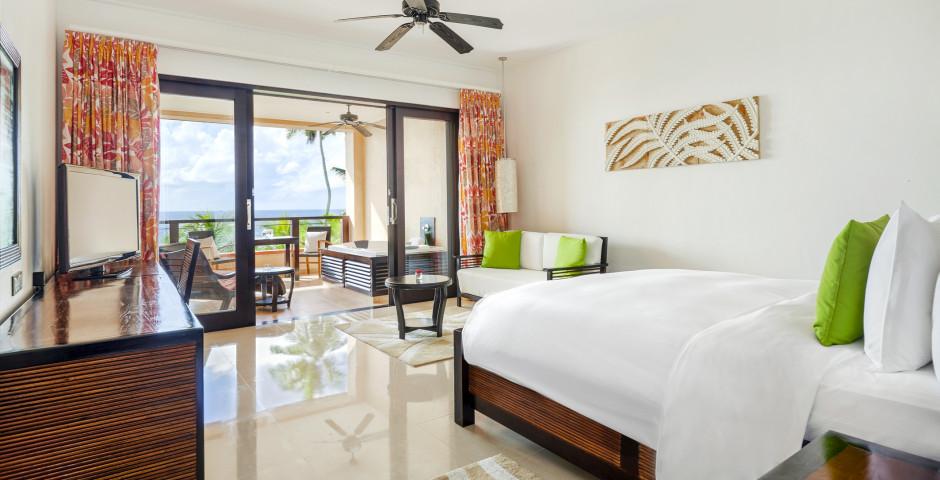 King Deluxe - Double Tree by Hilton Seychelles - Allamanda Resort & Spa