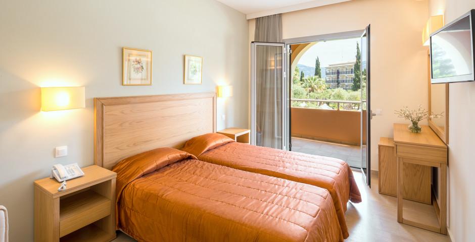 Doppelzimmer - Hotel Delfinia