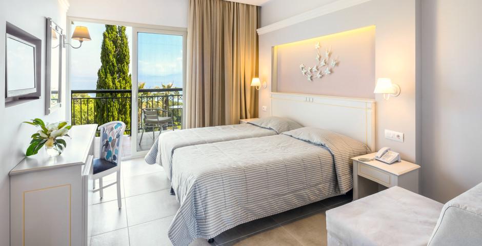 Doppelzimmer Superior - Hotel Delfinia