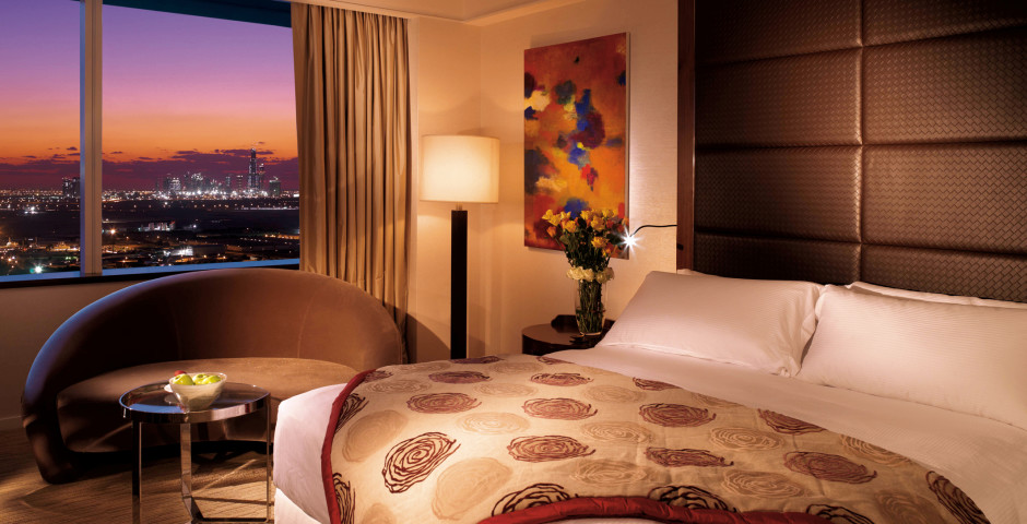 Crowne Plaza Dubai Festival City