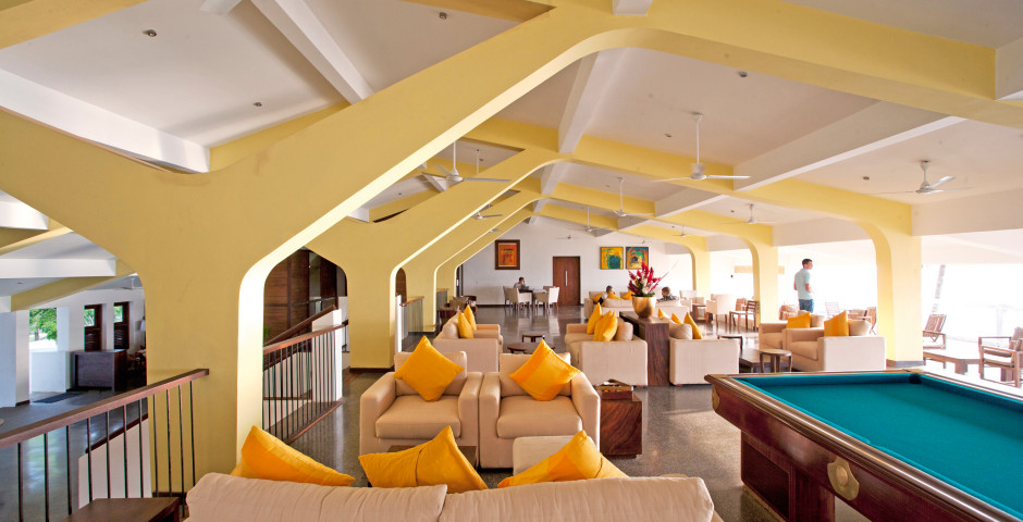 lobby - Jetwing Sea